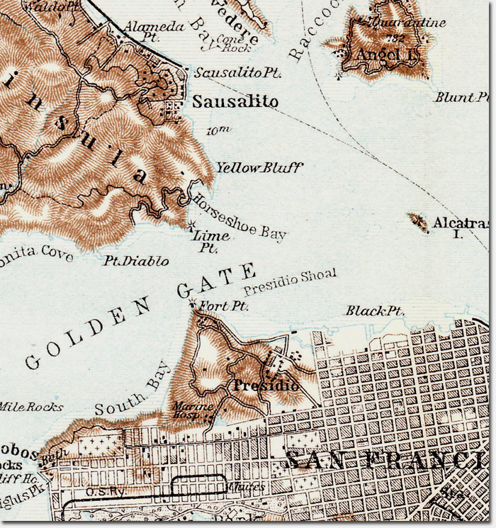 Behold This Vintage 1909 Map Of The San Francisco Bay Area Richmond District Blog Links to the bay area news group articles about the crimes are below. behold this vintage 1909 map of the san
