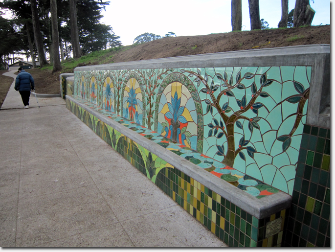 First Phase Of Lincoln Park Steps Restoration Complete Ribbon Cutting Nov 12