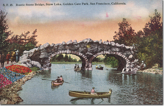 Stow Lake Changes In The Works Pink Popcorn Will Live On