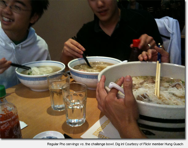 The Pho Garden Challenge Are You Pho Real Richmond