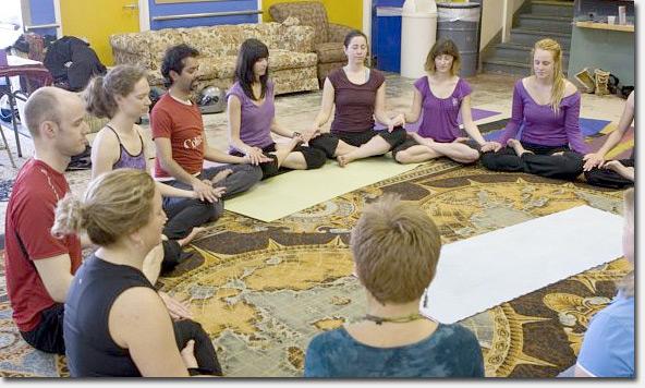 Purusha Yoga Balboa