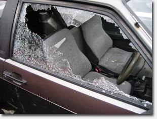 thanks to helpful resident car break in on fulton has happy ending