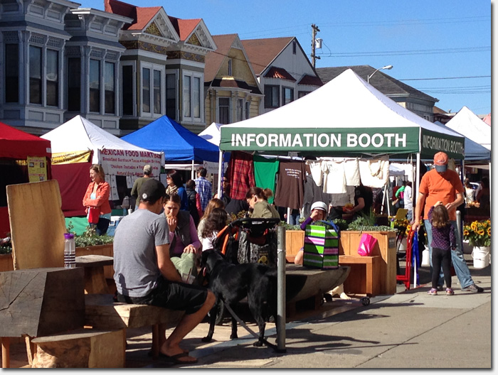 Hearing Thursday To Extend Clement St Farmer S Market