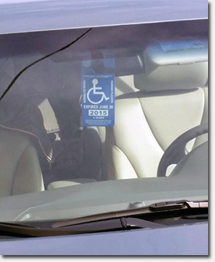 ... David H. came upon some plainclothes SFMTA officers on Clement Street who are in the neighborhood today enforcing the blue disabled placards on cars. & SFMTA spot-checking blue disabled placards on Clement u0026 Geary today ...