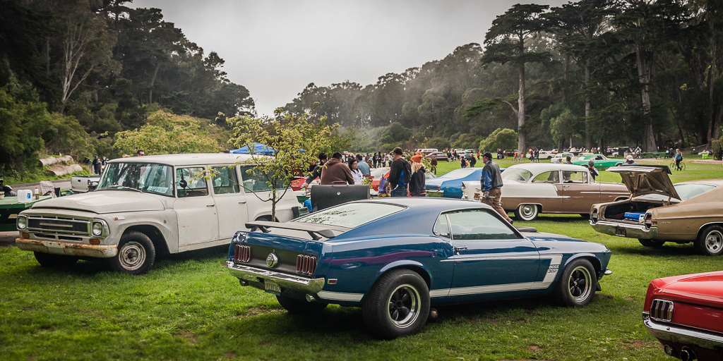 Vintage cars, motorcycles, bikes and more on display at SF Old Car ...