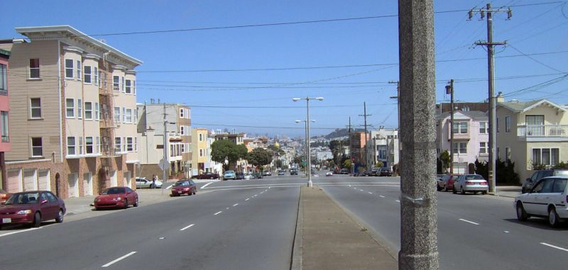 The new AHBP program from the Planning Department could make it easier for developers to build denser, taller developments in places like the Geary corridor