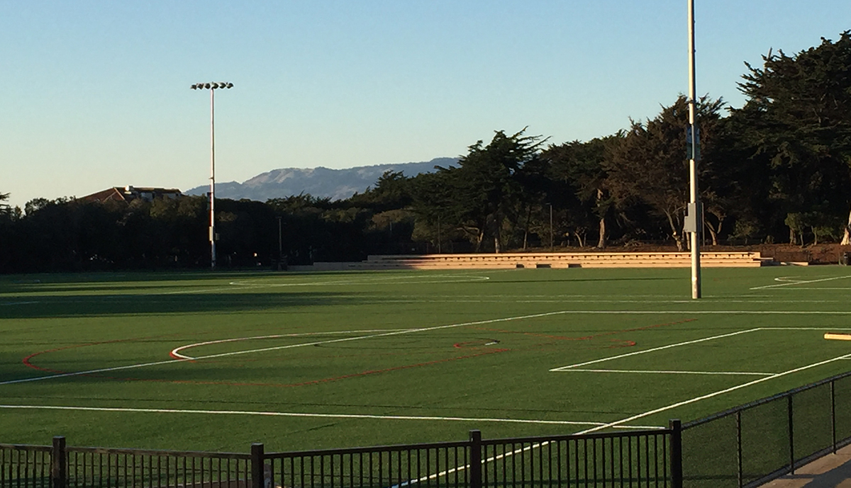 Photos Renovated soccer fields at Beach Chalet set to re open