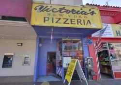Victoria's Pizzeria at 3605 Balboa closed its doors recently.
