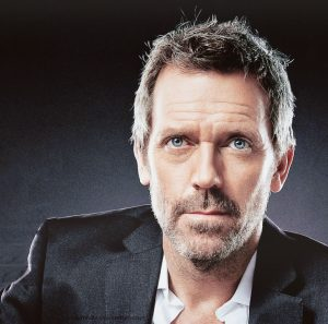 Actor Hugh Laurie will star in Chance, a new <a href=