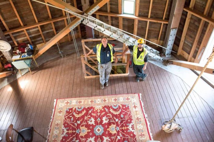 Local links: Inside Murphy Windmill; artist Robin Galante paints the Richmond; Butterfly bordello on Strawberry Hill; Learn Mandarin in a jiffy – Richmond District Blog
